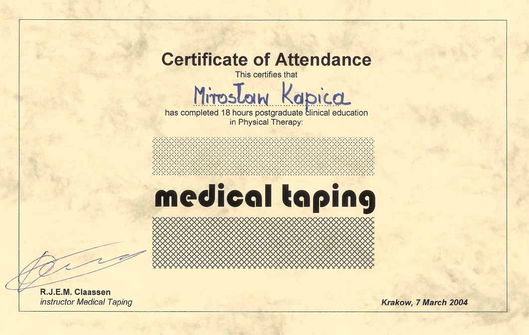 dyplom_medical_taping_07_marzec_2004