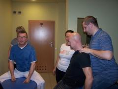 Poznań - Terapia Manualna wg K. Lewita - jesień 2008